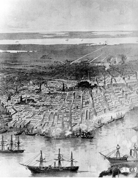 New Orleans 1862